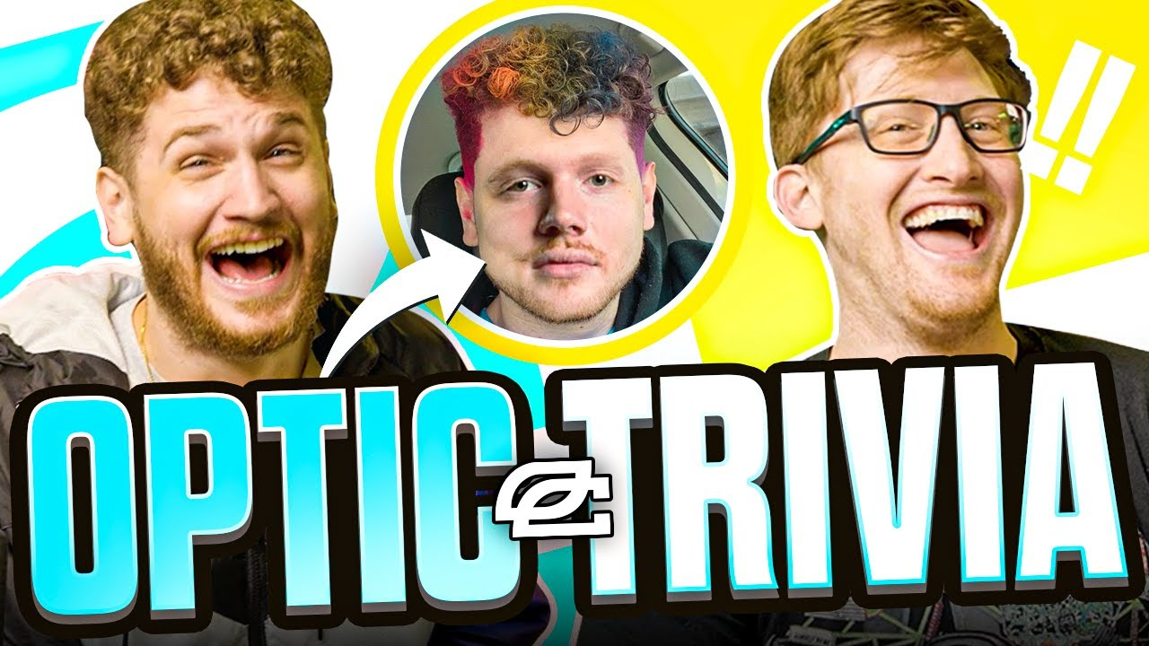 OpTic WOULD MAKE THE UGLIEST BABIES | FACE-SWAP TRIVIA