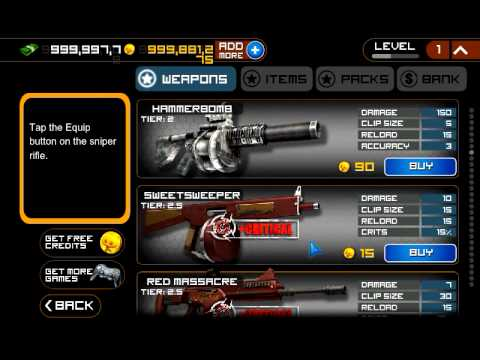 Frontline commando cheat glu credits with Fl patch
