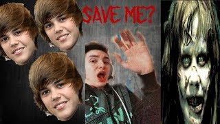 """Online Jumpscare Horror Games! Saving Justin Bieber?try Not To Move """"jumpscare Edition"""" Challenge"""