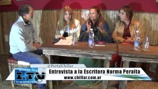 Norma Peralta en Chillar