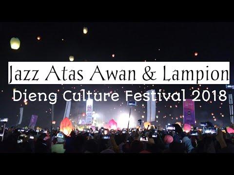 Dieng Culture Festival 2018 Jazz atas Awan & Lampion
