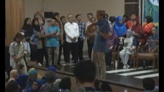 Sandiaga Bertemu Pengurus Muhammadiyah dan PAN Bandung