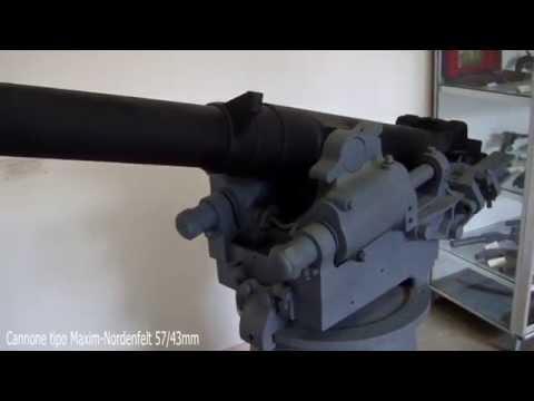 Cannone tipo Maxim-Nordenfelt da 57/43 mm