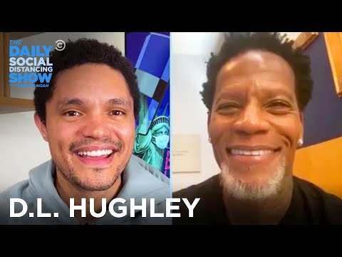 """D.L. Hughley - Fighting COVID & """"Surrender, White People!"""" 