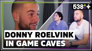 Donny Roelvink showt splinternieuw appartement! | GAME CAVES #3