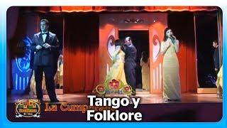 Tango Argentino : la Cumparsita show y baile