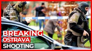Ostrava: Six killed Czech hospital shooting gunman at large