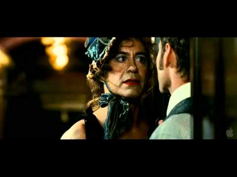 «Шерлок Холмс Игра теней Sherlock Holmes A Game of Shadows» Трейлер в переводе Гоблина