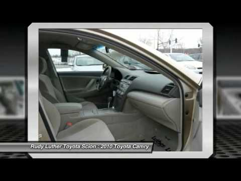 2010 toyota camry golden valley minneapolis bloomington mn 151232a youtube. Black Bedroom Furniture Sets. Home Design Ideas