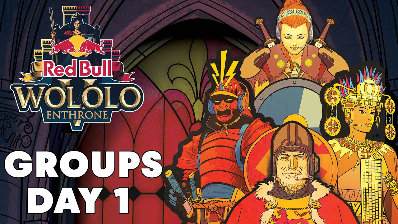 Download GROUPS - Day 1 | Red Bull Wololo V