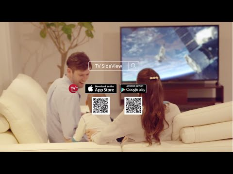 Smartphone App - TV SideView For Android And IOS