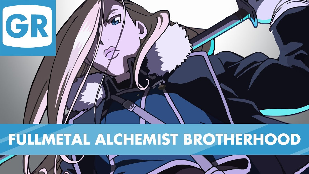 gr anime review fullmetal alchemist brotherhood