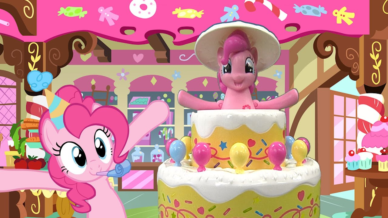 How To Make My Little Pony Cake Youtube