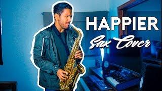 Happier Marshmello Sax Cover by Samuel Solis Ft. Bastille.mp3