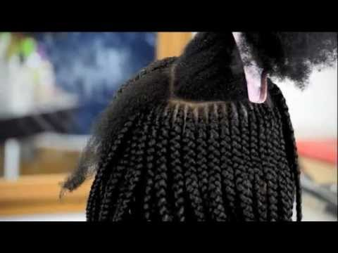 Ghana Cornrows 3 Layer Design Tutorials Youtube