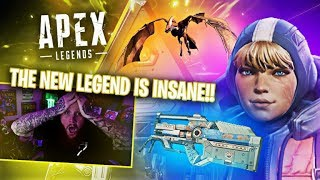 APEX LEGENDS SEASON 2 REACTION!! 100 *PACK* OPENING! FT. NOAHJ456 & SEAGULL