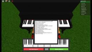 Roblox Piano Lady Gaga Million reasons (SHEETS)