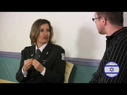 IDF spokesperson Avital Leibovich - her visit to Norway and comments on the Norwegian press