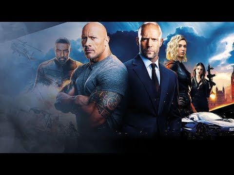 """Fast and furious hobbs and shaw - music video """" Gangsta Paradise remix"""""""