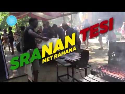 Sranan Tesi bij The Hague African Festival