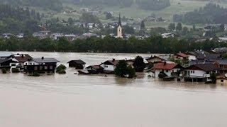 Наводнения в Европе: Чехия и Австрия эвакуируют людей
