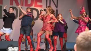 Kinky Boots @ Pride in London 2016