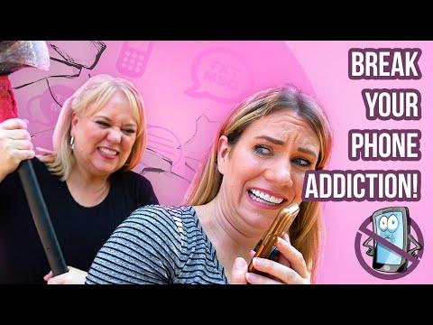 5 Ways To Break Your Phone Addiction!