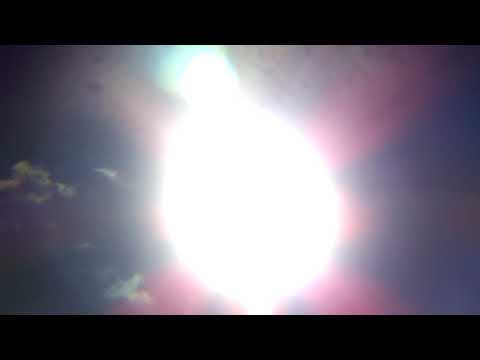 Beings flying right to the Portal Aka Sun Simulater Aka Energy Source for them