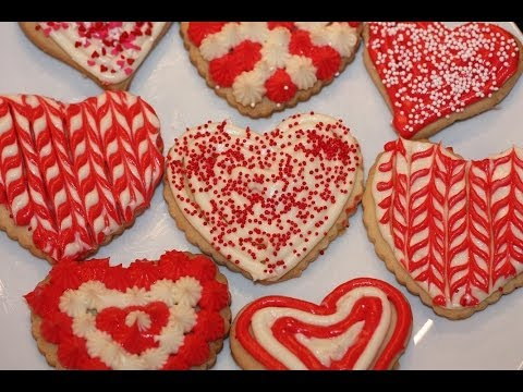 Simple Sugar Cookie Recipe With Icing