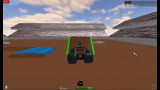 ROBLOX Donkey Kong Freestyle at Monsterjam83's Orlando 2008