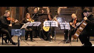 Boccherini-Quintetto n. 4 G 448 - Fandango (III-parte II)