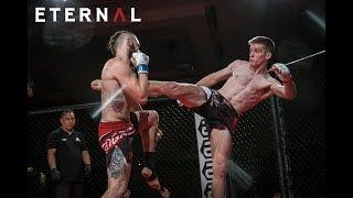 ETERNAL MMA 36 - CODY WATEGO VS JACK WILLIAMS - MMA FIGHT VIDEO