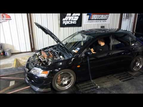 JMS Racing - 622hp Stock Block - Evo VIII - 6262