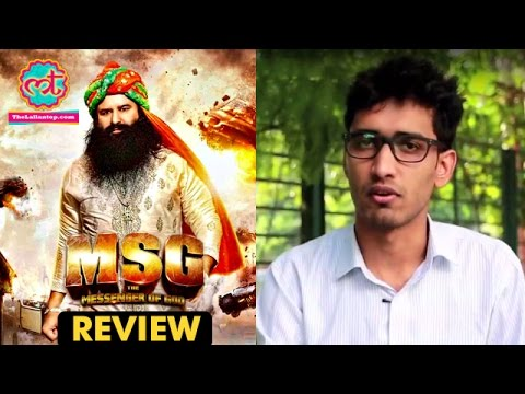 MSG The Warrior Lion Heart Movie Review |...