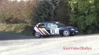 Vid�o Rallye des C�tes du Tarn 2015