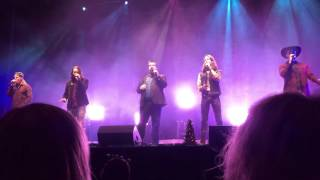 HOME FREE ~ DO YOU HEAR WHAT I HEAR ~ ROCHESTER, MN ~ 12/2