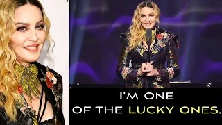 Madonna Billboard Woman of the Year 2016 Speech - Inspirational!