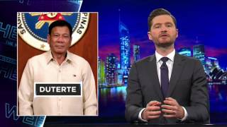 The Weekly: Duterte