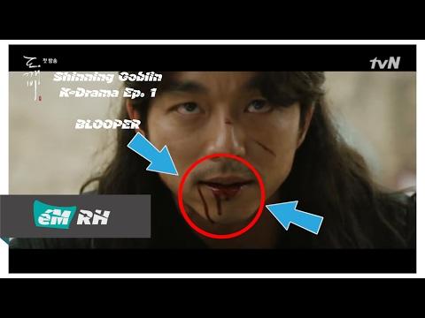KEANEHAN DALAM DRAMA / KESALAHAN DALAM DRAMA KOREA GOBLIN THE LONELY AND GREAT GOD EPISODE 1 #1