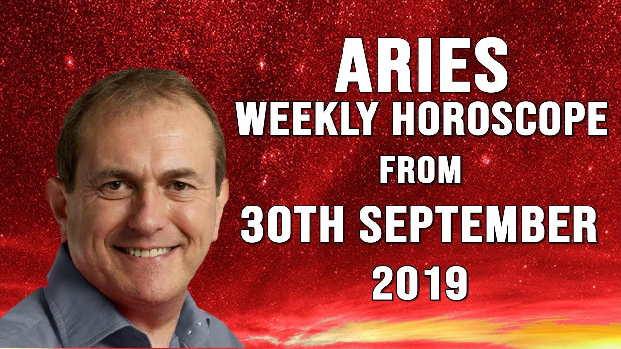 aries weekly horoscope 18 october 2019 michele knight