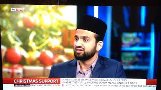 Sky News Interview with AMYA - Winter Activities 2017