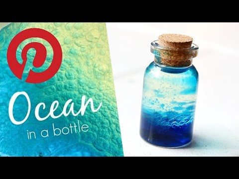 Ocean in a Bottle ✔ PINVESTIGATE #02