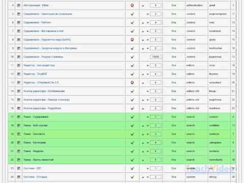 Плагины для Joomla CMS (32/48)