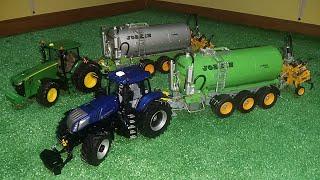 Największa kolekcja modeli maszyn rolniczych w Polsce - rozrzutniki i wozy asenizacyjne
