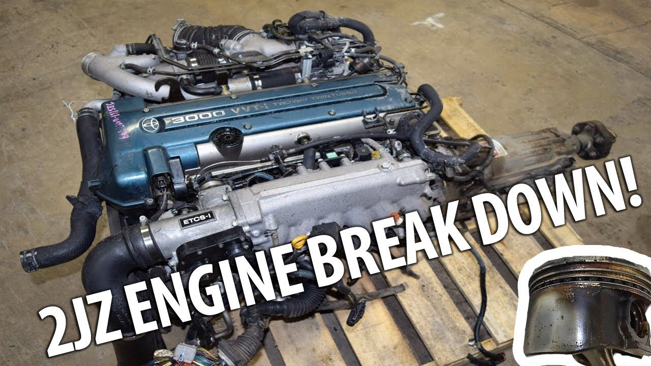 How To Not Get RIPPED OFF Buying an Imported JDM Engine  (2JZ VVTI BREAK  DOWN)