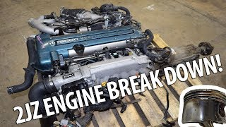 How To Not Get RIPPED OFF Buying an Imported JDM Engine. (2JZ VVTI BREAK DOWN)