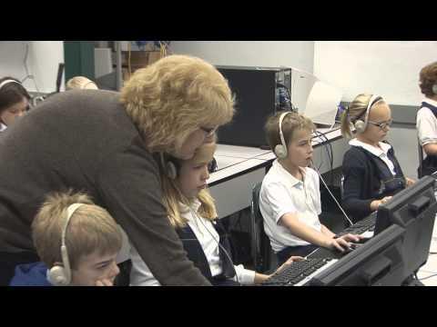 St Bernard Catholic School Image Video