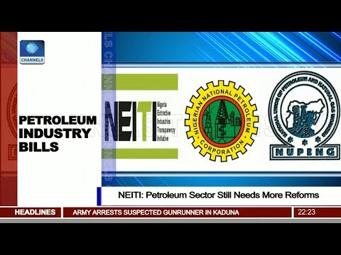NEITI Says Petroleum Sector Still Needs More Reforms