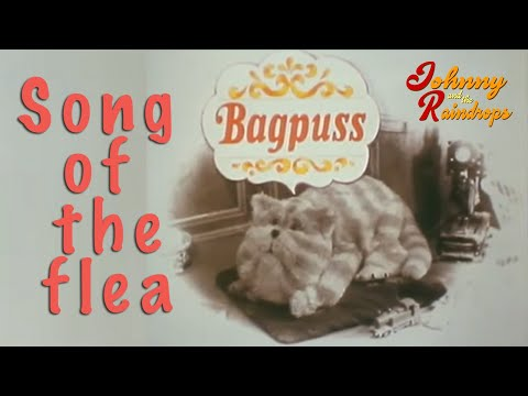 'Song of the Flea'. BAGPUSS song. Live cover version.