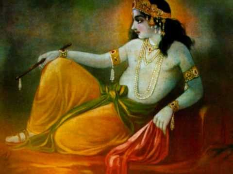 THE DEATH OF KRISHNA - from the MAHABHARATA ©2012 GandharvaMusic-LZWG  AVP wmv